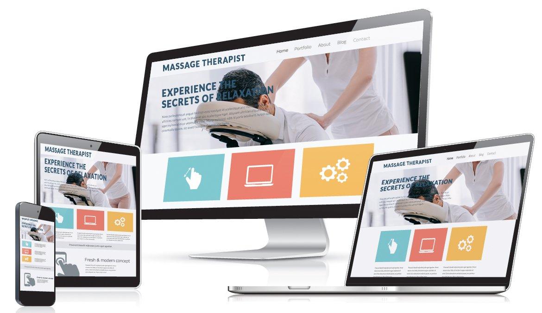 Latest Website Design Service NJ | Massage Therapist Website
